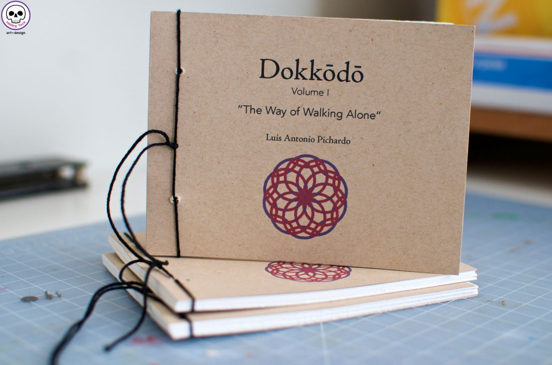 The Dokkodo: Volume 1 is now available for purchase online at http://mkt.com/smiley-faze/dokkodo-volume.