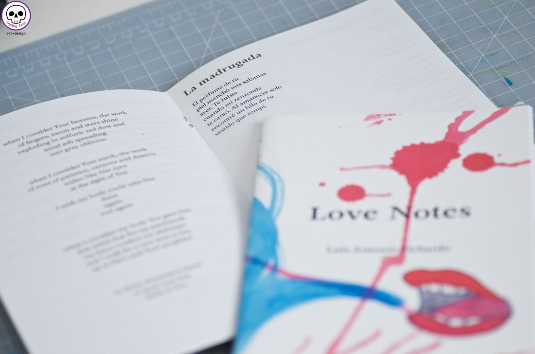 """Love Notes"" is available for purchase now at http://mkt.com/smiley-faze/love-notes-poetry-chapbook."
