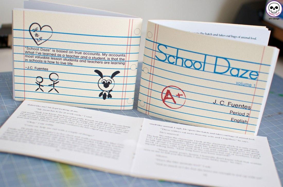 School Daze: Volume 1is available for purchase at http://mkt.com/smiley-faze/school-daze.